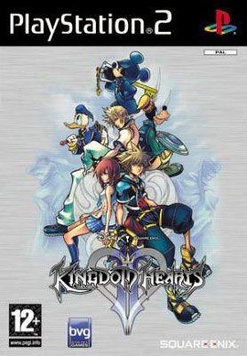 Kingdom Hearts II (2) /PlayStation 2