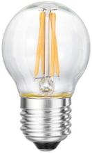 HiluX K4 LED Klot 3,5W/927 (30W) E27 dimbar - Klar