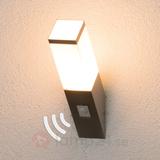 Lorian - sensor-utomhusvägglampa