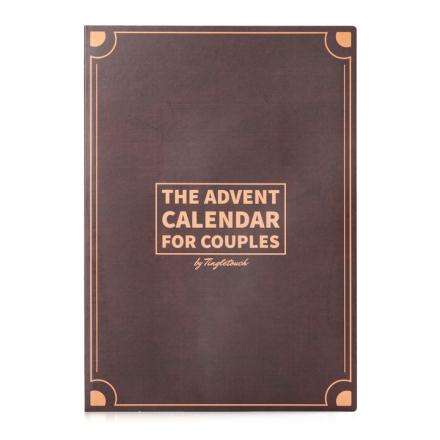 Romanttinen Joulukalenteri Pariskunnalle