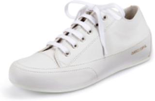 """Sneakers """"Rock"""" i äkta läder från Candice Cooper vit"""