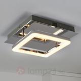 Daron - LED-taklampa i kristalloptik