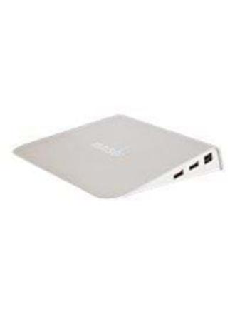 Moshi iLynx 800 - hub USB hub - 4 porttia - USB 2.0 / FireWire - hopea