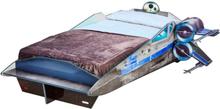 Star Wars X-wing säng utan madrass - Star Wars barnsäang 658529