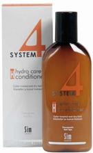Sim System 4 H Hydro Care Conditioner hoitoaine - Värikäsitellyt ja kuivat hiukset