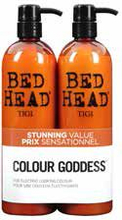 Tigi Bed Head Colour Combat Colour Goddess Tweens Tuplapakkaus (750 ml) shampoo & hoitoaine