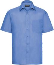 Skjorta Gibson blå regular fit kort ärm