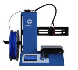 PrimaCreator P120 v3.1 - Blue
