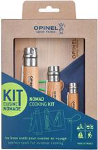 Opinel Nomad Cooking Kit kniver Flerfarget OneSize