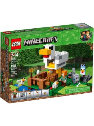 Minecraft 21140 Hønsehuset - Proshop
