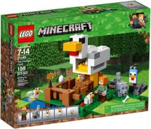 Minecraft The Chicken Coop