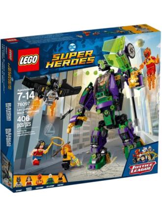 Marvel Super Heroes 76097 Lex Luthor™ robotkamp - Proshop
