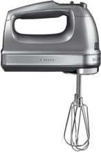 Handmixer 5KHM9212ECU - Contour Silver - 85 W