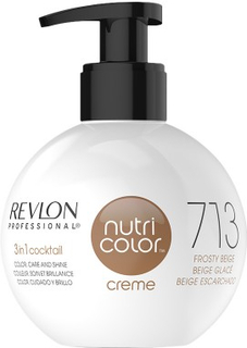 Revlon Nutri Color Creme 713 Frosty Beige 270 ml
