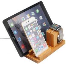 Bamboo 3in1 Watch   iPhone   iPad Hållare 83f30410ede6c