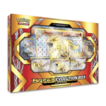 Pokémon - Break Evolution Box - Arcanine