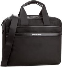 Laptopväska PORSCHE DESIGN - Lane 4090002570 Black 900