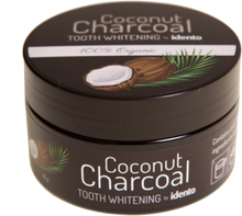 Idento Coconut Charcoal Tooth Whitening 30 g