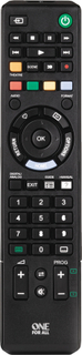 One For All URC 1912 Remote Control Replacement Sony