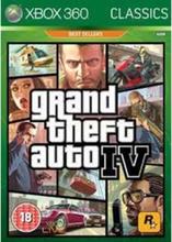 Grand Theft Auto IV - Microsoft Xbox 360 - Action