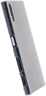 Krusell Kivik Cover Sony Xperia X Transparant - Krusell