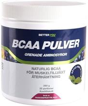 Better You BCAA Pulver Passionsfrukt Blåbär 250 g