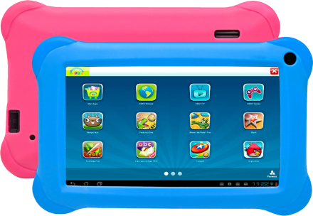 Denver TAQ-90062/90063 Kids Blue/Pink