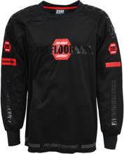 Zone Goalie Sweater PRO Black/Red L
