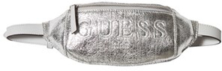 Guess Metallic Silver Guess Bum Bag