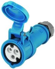 Mennekes CEE 230V/16A 3 Pol Female Blue
