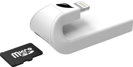 Leef iAccess iOS microSD Reader