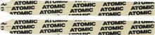 Atomic Skintec Universal Skin 390 Hiihtotarvikkeet & voiteet YELLOW