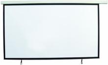 Motor Projector Canvas 16:9 240x135cm