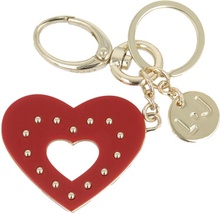 Nyckelring LIU JO - Key Ring Heart N67109 A0001 Mars Red 81655 809e4869926ca