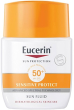 Eucerin Sensitive Protect Sun Fluid SPF50+ 50 ml