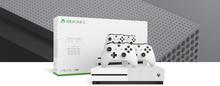 Xbox One S-konsol med 1 TB – paket med två kontroller