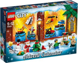 LEGO City60201 LEGO® City™ Adventskalender