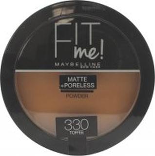 Maybelline Fit Me Matte + Poreless Powder 8.5g - 330 Toffee