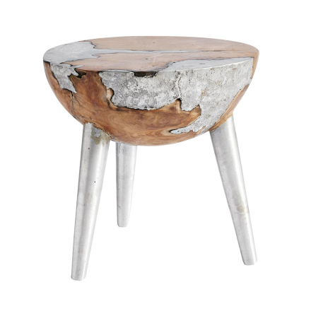 Muubs Aluminium / Teakrod