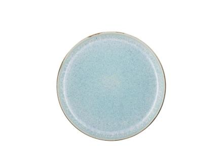 Bitz Gastro Tallerken Ø 21 cm grå / lysblå.