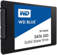 WD Blue 3D-Nand SSD-disk 1 TB