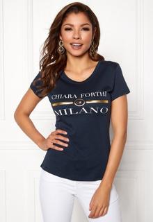 Chiara Forthi Chiara Tee Navy XL (EU44/46)