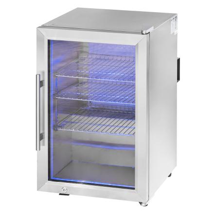 Jääkaappi ICEMAN RST 63litraa, 230V IPX4 80W, myös ulkokäyttöön, 80W, 43x50,7x69,7cm, Energialuokka A