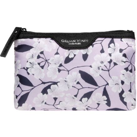Gillian Jones Urban Travel Purse Flowers 1006375181