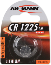 Lithium knappebatteri CR1225
