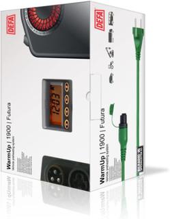 DEFA Warm-Up system 1900W