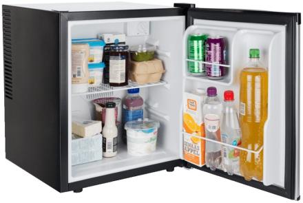 Mini kjøleskap 38l - perfekt til kontor