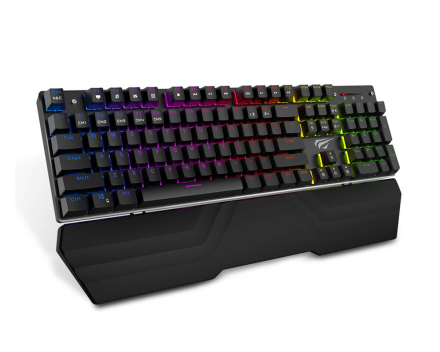 Havit Gaming RGB Mechanical Keyboard Nordic