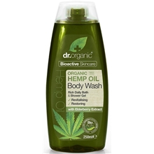 Hemp Oil - Body Wash 250 ml