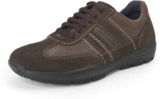 Sneaker Warden 100% läder från Salamander brun